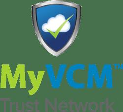MyVCM Trust Network logo