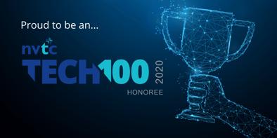 NVTC Tech 100 2020 Honoree Twitter