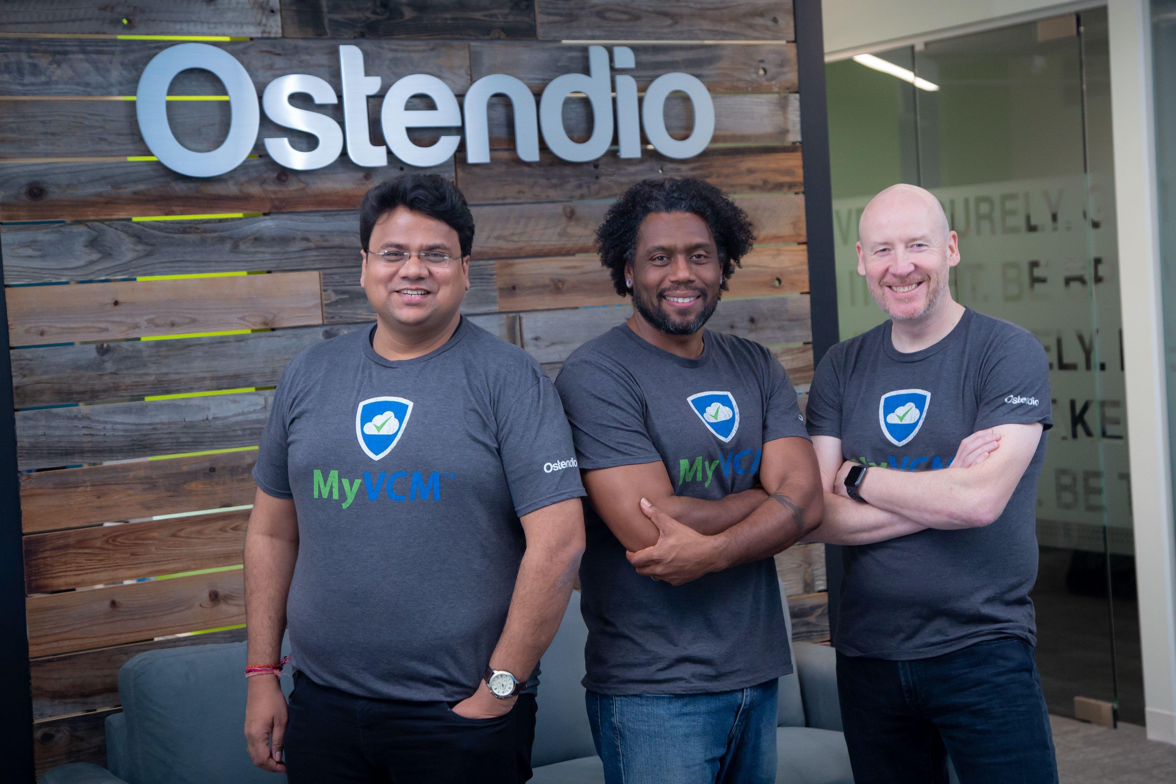 Ostendio founders 2020