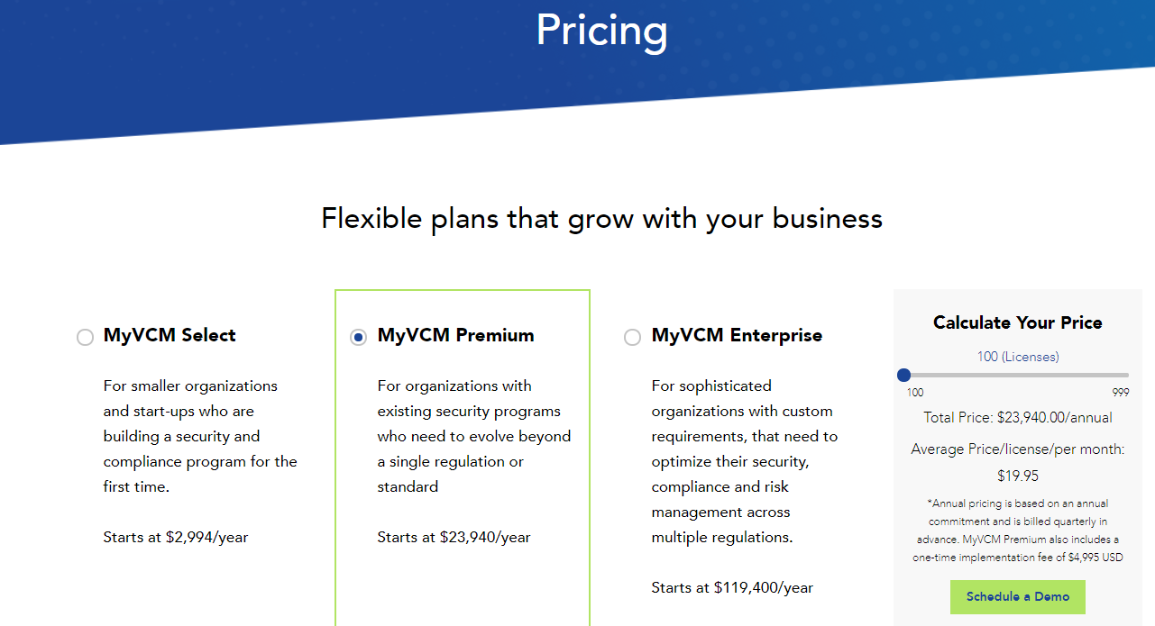 Pricing Page small