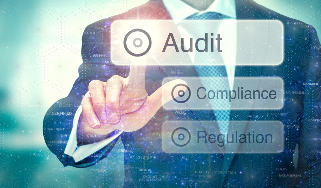 audit-concept-on-a-computer-display-picture-id1161029738