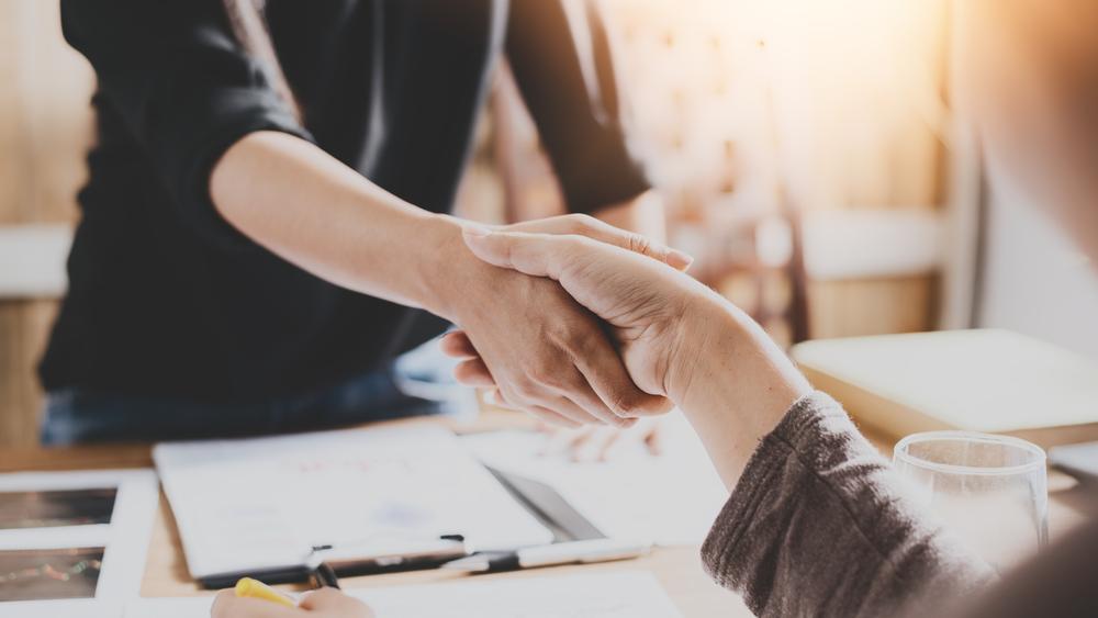 handshake blog
